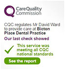 Exmouth Dentist Care Quality Commisision